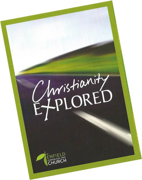 Flyer for Christianity Explore