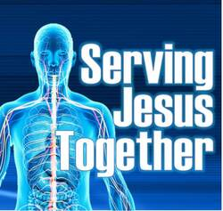 Serving Jesus together