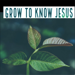 Grow to know Jesus square