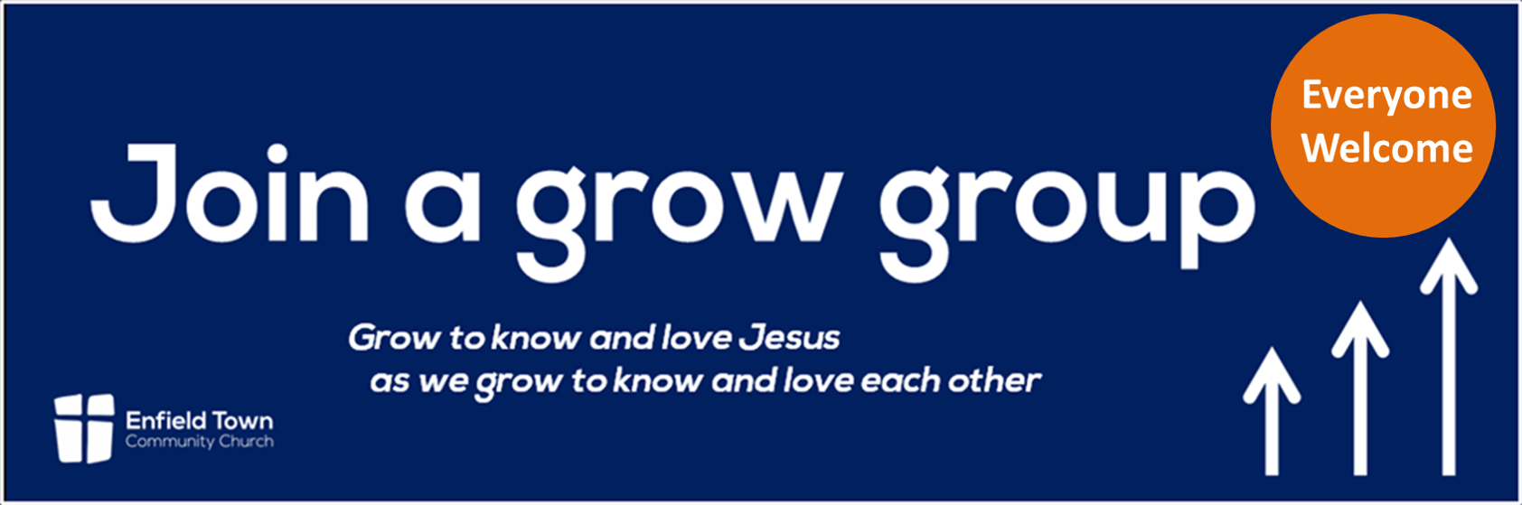 Grow group intro banner